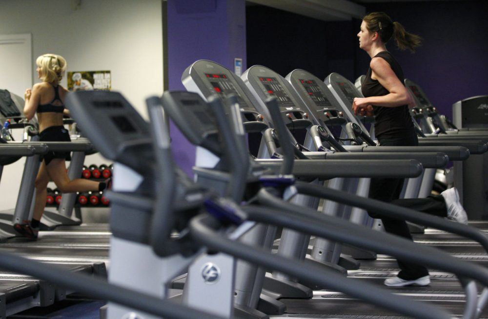 What if you could take a pill that would give you the same benefits as exercise? Researchers and scientists are trying to make that a reality. (Sang Tan, File/AP)