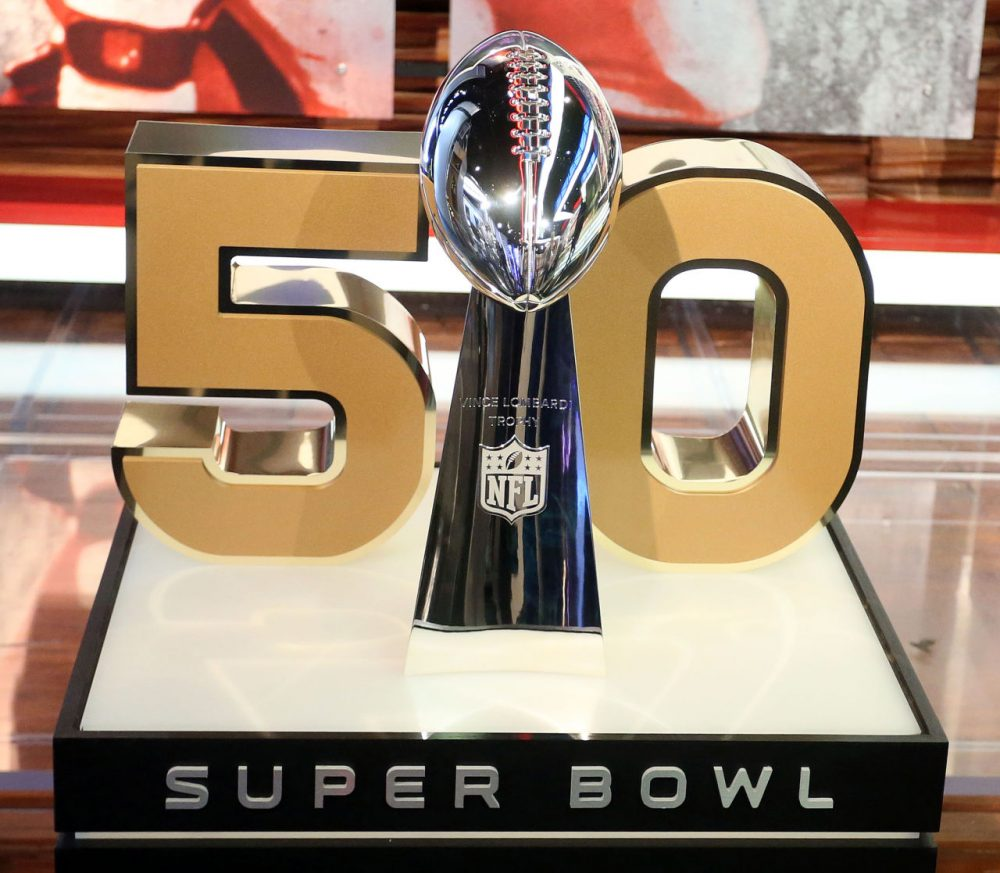 Super Bowl 50 will be played in Santa Clara, Calif., on Feb. 7. (Frederick M. Brown/Getty Images)