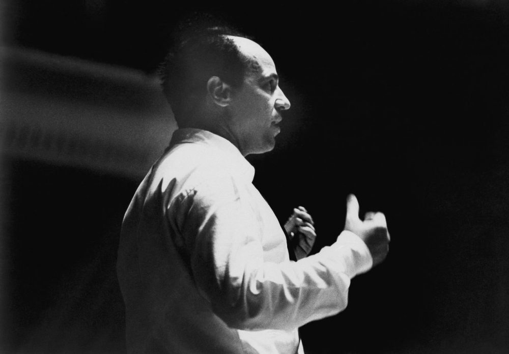 Pierre Boulez on June 11, 1969. (AP)