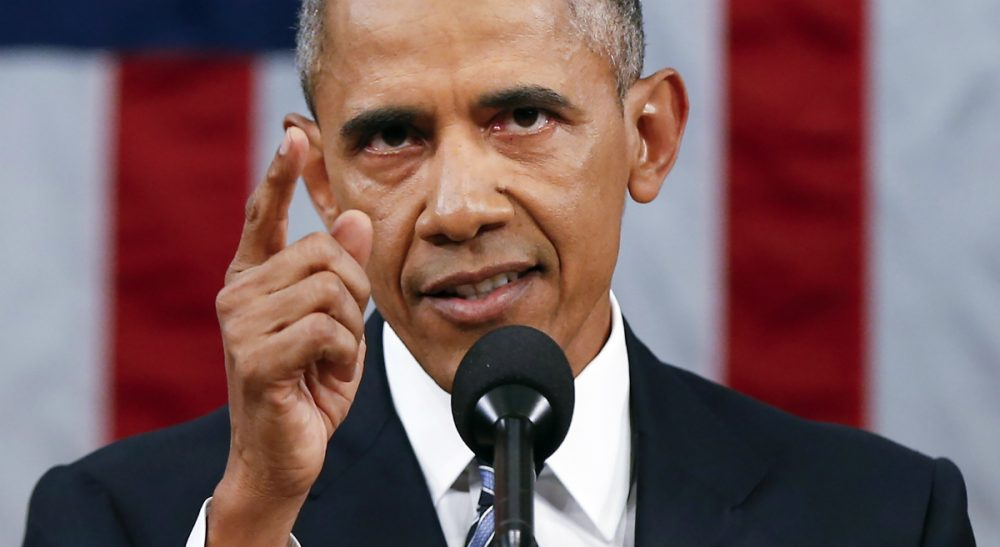 President Obama's thematic overview approach was not only an accurate diagnosis of the State of the Union, says Rich Barlow, but preferable as well to the usually detailed, propagandist drone. (Evan Vucci/ AP, Pool)