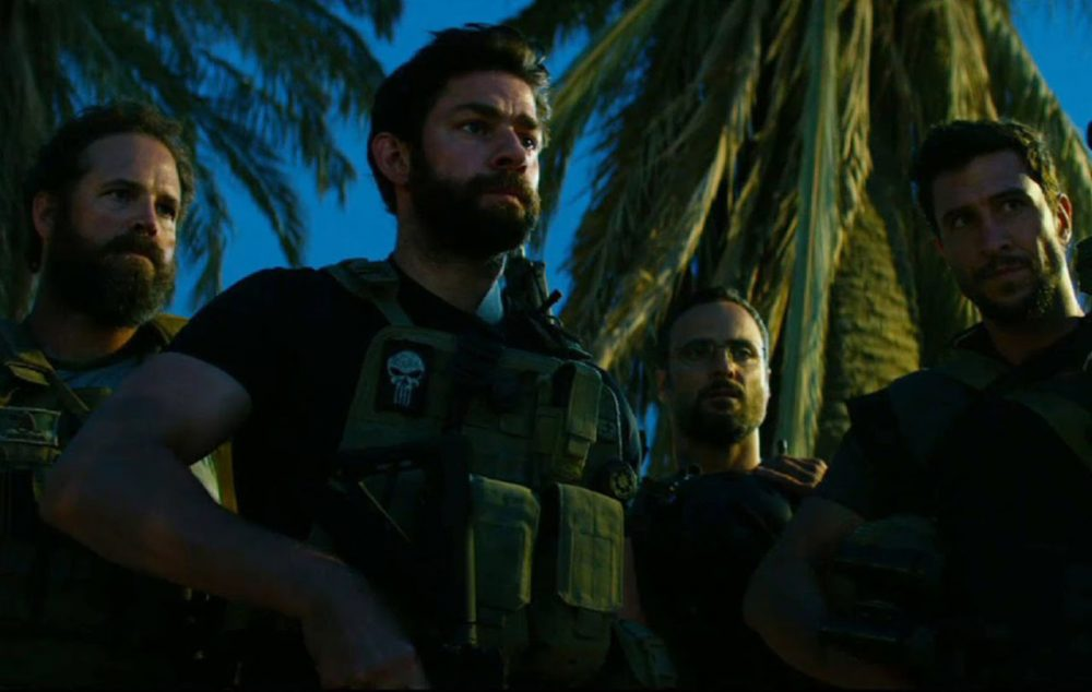 "The film ""13 Hours: The Secret Soldiers of Benghazi,"" directed and co-produced by Michael Bay, is based on the 2013 book 13 Hours by Mitchell Zuckoff. (Paramount Pictures)"