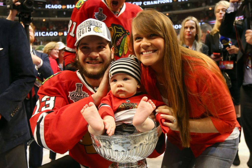 Former NHL player Daniel Carcillo wasn't prepared for how retirement would change his life.    (Bruce Bennett/Getty Images)