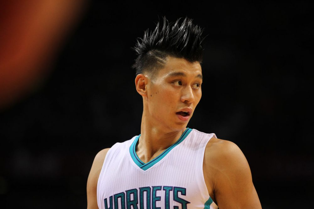Charlotte Hornets point guard Jeremy Lin grew up in Palo Alto, California -- a city grappling with a recent suicide cluster. (Zhong Zhi/Getty Images)