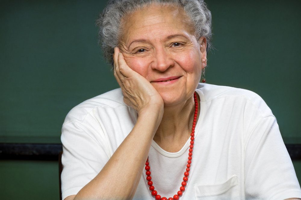 Rhina Espaillat is a bilingual poet and translator in Newburyport. (Courtesy Nicole Sanchez)