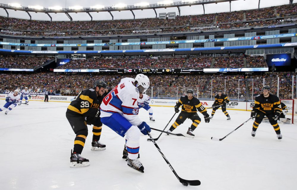 size 40 1fd96 cdea8 Winter Classic: Canadiens Top Bruins 5-1 At Home Of Patriots ...