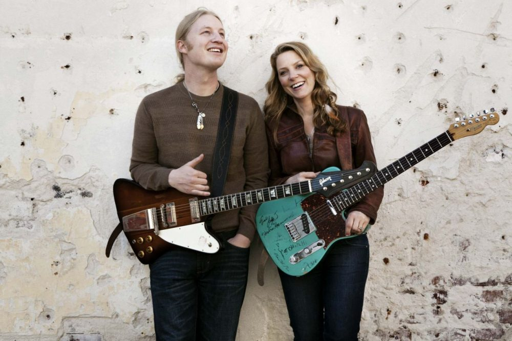 Derek Trucks and Susan Tedeschi had successful separate music careers before they formed Tedeschi Trucks Band. (tedeschitrucksband.com)