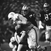 Dave Pear won a Super Bowl with the Raiders, but now says he wishes he would never have played football.  (AP Photo)