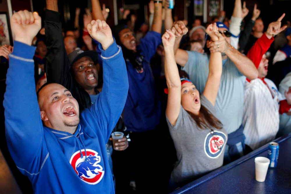 Could Chicago Cubs fans  finally get to celebrate a World Series title this season?  (Credit: Jon Durr/Getty Images)