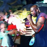 Shaq is the most commercially successful athlete to jump into the rap game. Now he has his sights set now on law enforcement. (Raymond Chow/AP)