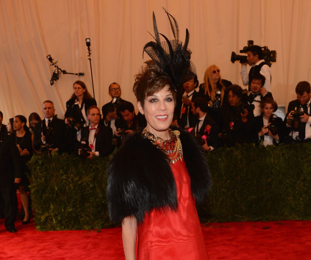 "Peggy Siegal attends the Costume Institute Gala for the ""PUNK: Chaos to Couture"" exhibition at the Metropolitan Museum of Art on May 6, 2013 in New York City.  (Larry Busacca/Getty Images)"