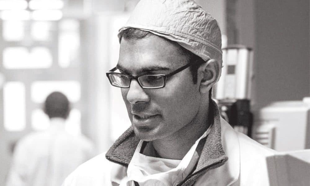 Paul Kalanithi was a nuerosurgeon at Stanford. ( Norbert von der Groeben/Stanford Hospital and Clinics, Courtesy Random House)