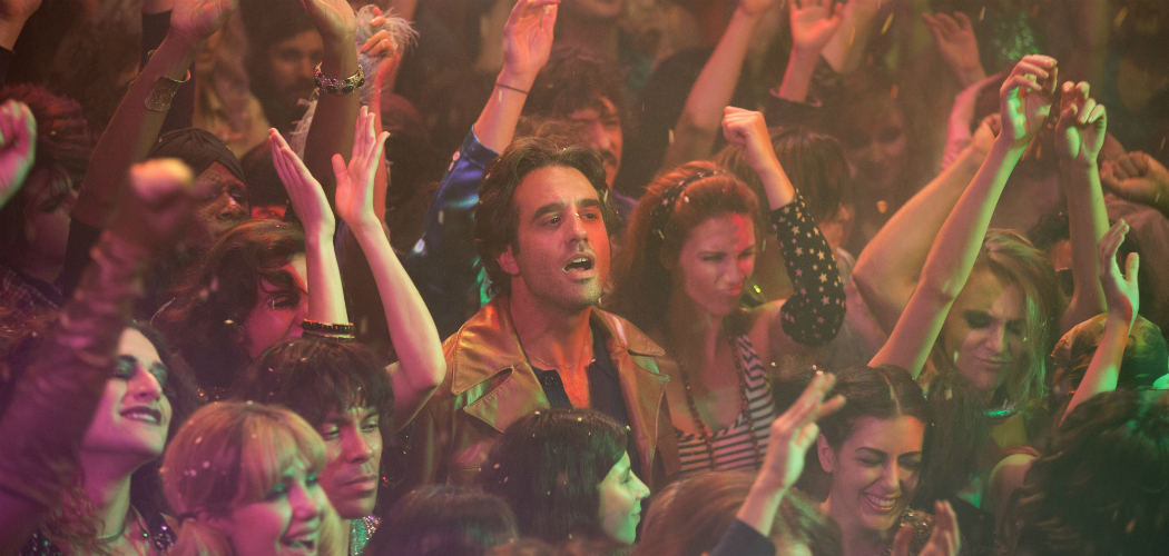 "Bobby Cannavale as Richie Finestra in HBO's ""Vinyl."" (Courtesy Niko Tavernise/HBO)"
