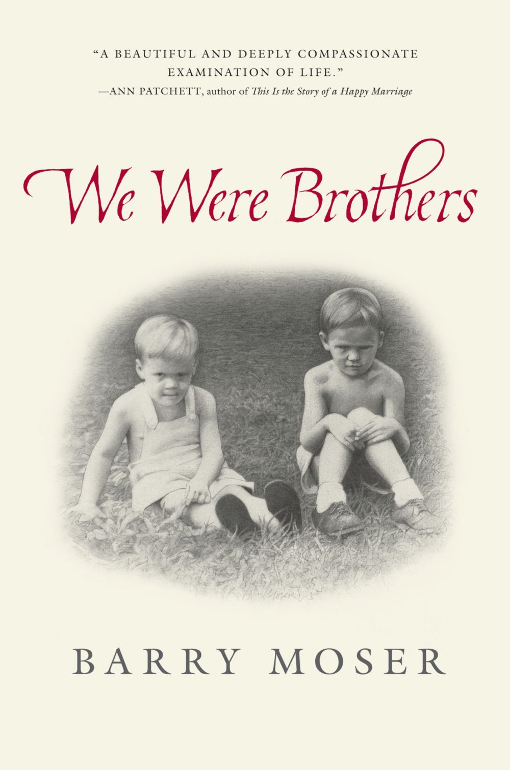 Barry Moser's new memoir is about his relationship with his brother and his relationship with his Southern childhood. (Courtesy Algonquin Books)