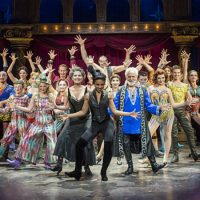 """The cast of the national tour of """"Pippin."""" (Courtsey Broadway in Boston)"""