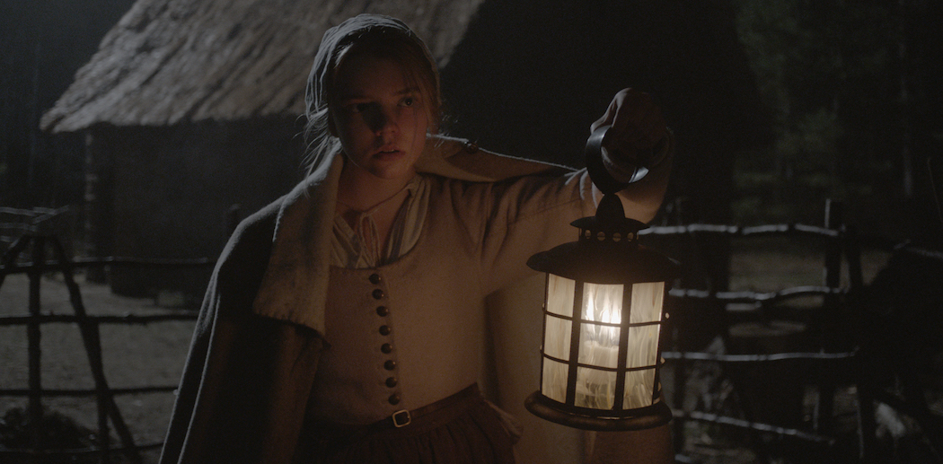 """Anya Taylor-Joy as a Puritan settler in """"The Witch."""" (Courtesy A24)"""