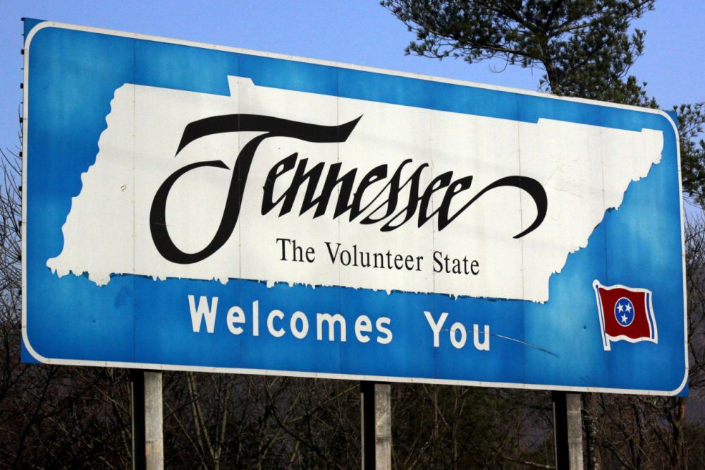 """Tennessee was nicknamed the """"Volunteer State"""" as a result of the War of 1812. (Brent Moore/Flickr)"""
