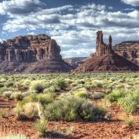 Valley of the Gods, in southern Utah, is among the sites considered sacred by Native Americans. (John Fowler/Flickr)