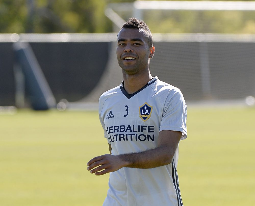 Ashley Cole of the Los Angeles Galaxy is one of a number of European soccer stars who have made the move to the MLS. (Kevork Djansezian/Getty Images)