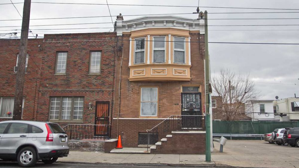South Philadelphia is debating whether the home of the late Mafia godfather Angelo Bruno on Snyder Avenue is worthy of preservation to the city's historical commission. (WHYY)