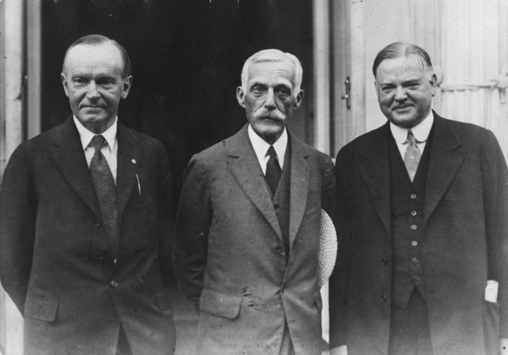 Presidency of Herbert Hoover