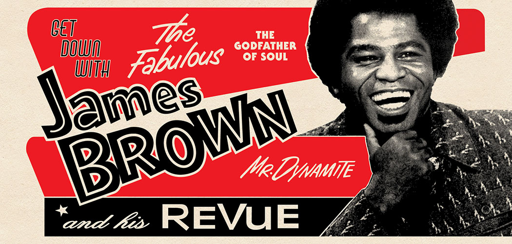 """""""James Brown and His Revue: Live at the Apollo Vol. IV."""" (Courtesy Get On Down)"""