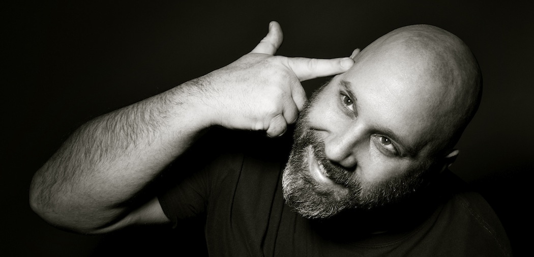Performer Sage Francis. (Courtesy American Repertory Theater)