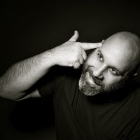 Sage Francis. (Courtesy American Repertory Theater)