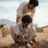 """Still from """"Theeb,"""" which will be co-presented by the Boston Palestine Film Festival  at the MFA's Arab Film Weekend in June. (Courtesy MFA)"""
