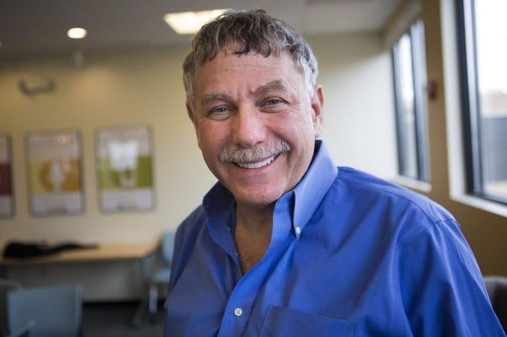 Eric Lander, pioneering geneticist and biologist.