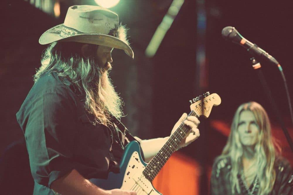Kentucky-born Chris Stapleton is country music's break-out star. (Facebook)