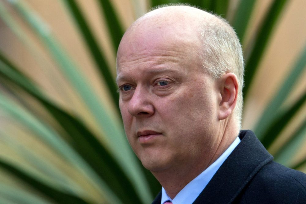 Leader of the House of Commons Chris Grayling believes the UK would benefit by leaving the European Union. (Ben Pruchnie/Getty Images)