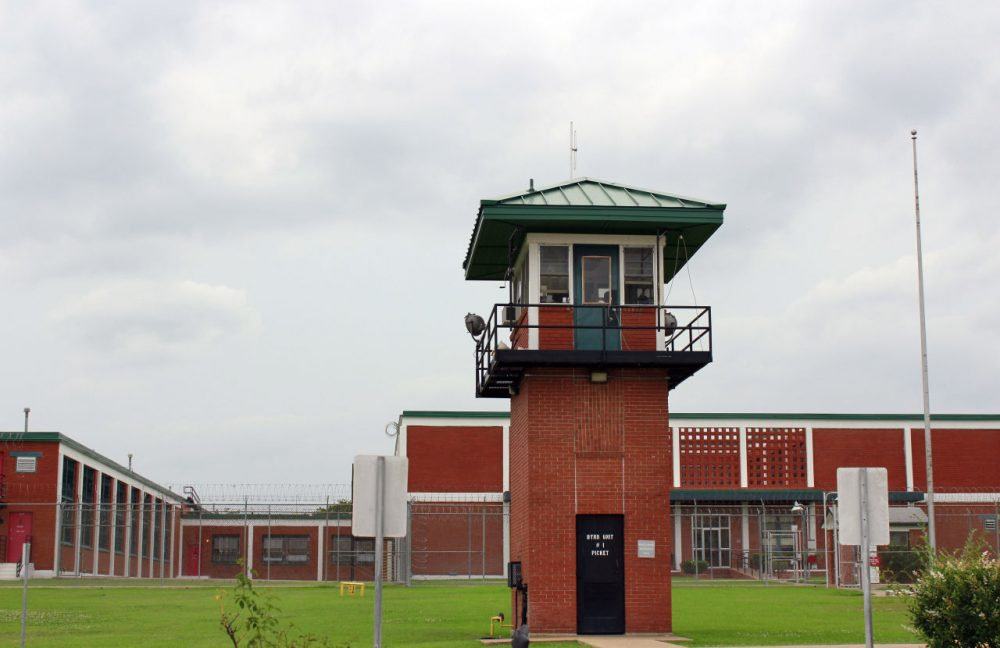The Wynne Unit, a prison in Huntsville, Texas. (Chantal Valery AFP/Getty Images)