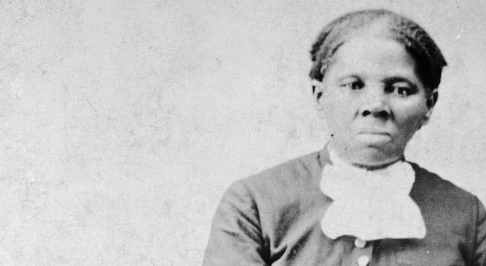 This image shows Harriet Tubman, between 1860 and 1875. A Treasury official said on April 20, 2016, that Secretary Jacob Lew has decided to put Tubman on the $20 bill, making her the first woman on U.S. paper currency in 100 years. (H.B. Lindsley/Library of Congress via AP)