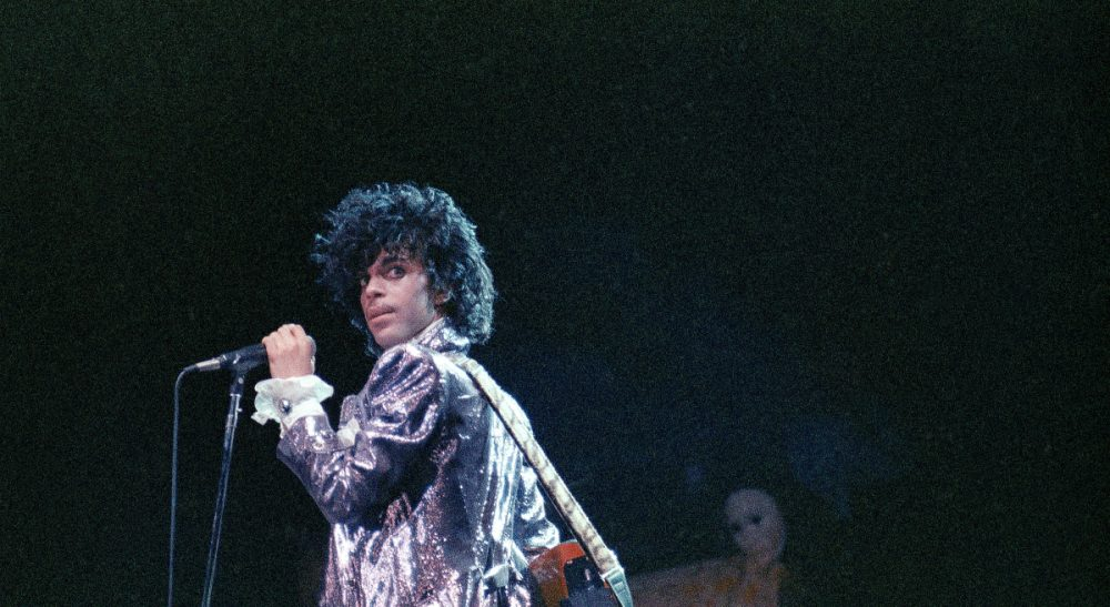 Prince's ecstatic music breathed life into us all. The artist, pictured here in 1985, was found dead in his home on Thursday, April 21, 2016. He was 57. (AP)