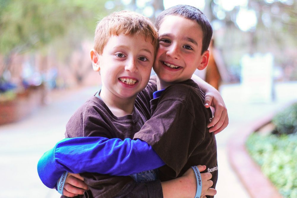 Jonah Pournazarian, left, and Dylan Siegel (Courtesy of David Siegel)