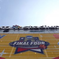Once again, this year's Final Four features no teams from anywhere west of Oklahoma. What's to blame? (Ronald Martinez/Getty Images)