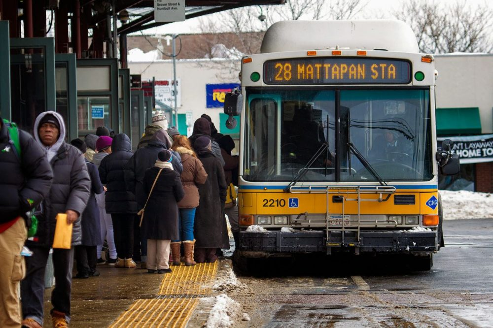 State Plan Means More T Buses Operating Beyond Useful Life