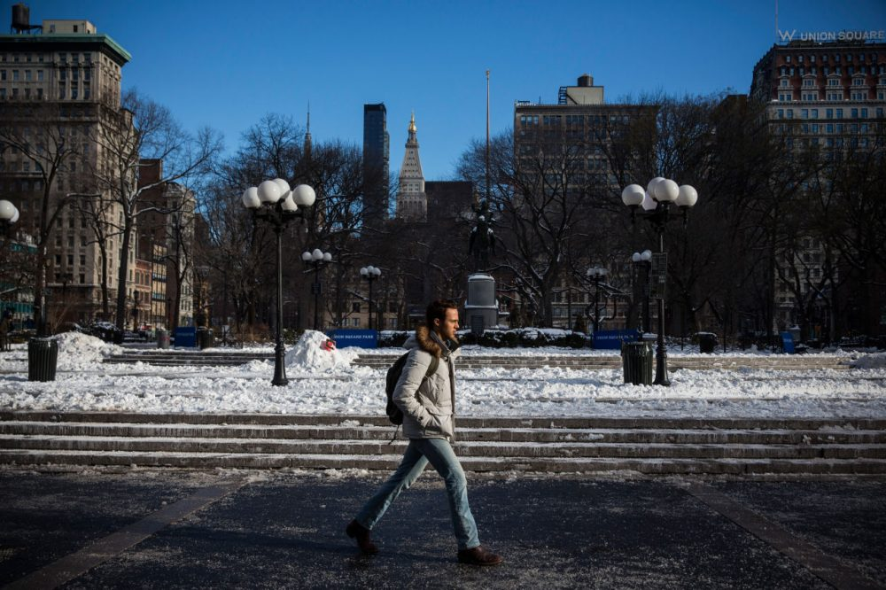 Data shows that despite common stereotypes, the average American millennial does not live in a city. (Andrew Burton/Getty Images)