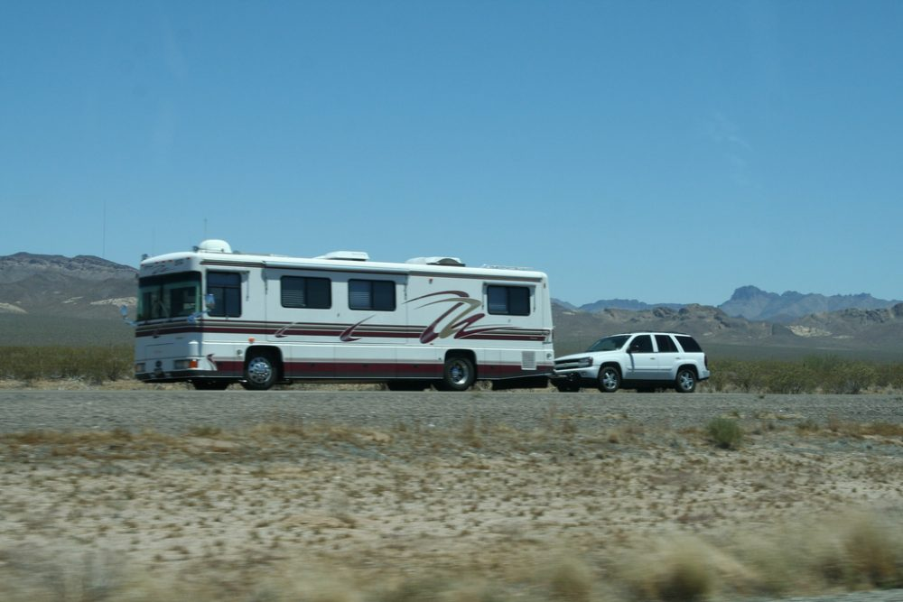 Some retirees are committed to spending their retirement years on the road. (Linus Henning/Flickr)