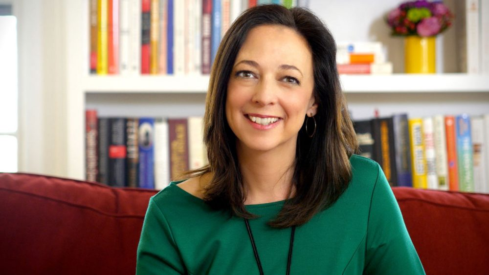 "Susan Cain's new book is ""Quiet Power: The Secret Strengths of Introverts."" (Photo/Courtesy Lauren Donovan/Penguin Young Readers)"