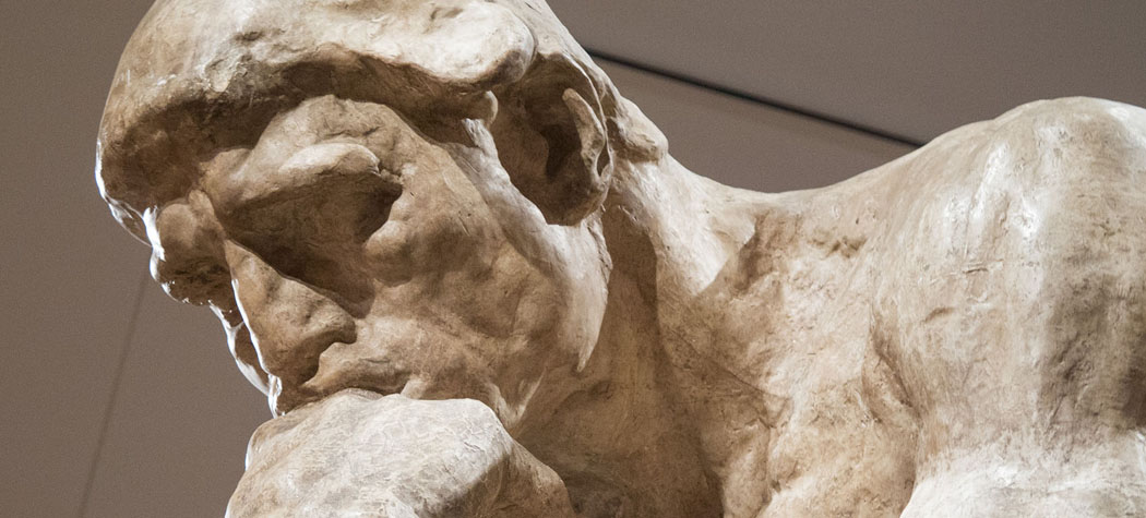 Why We Still Think About Rodin's 'The Thinker,' Now ...