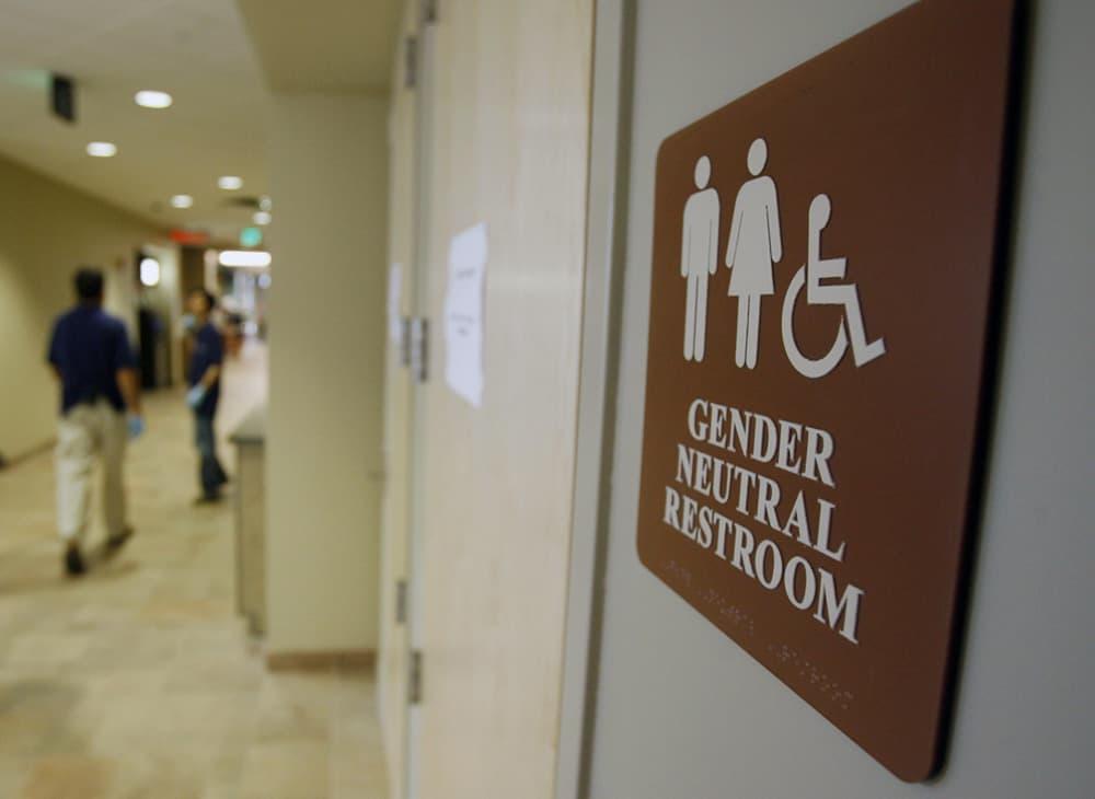 The Transgender Rights Debate In Public Schools On Point - Transgender bathroom rights