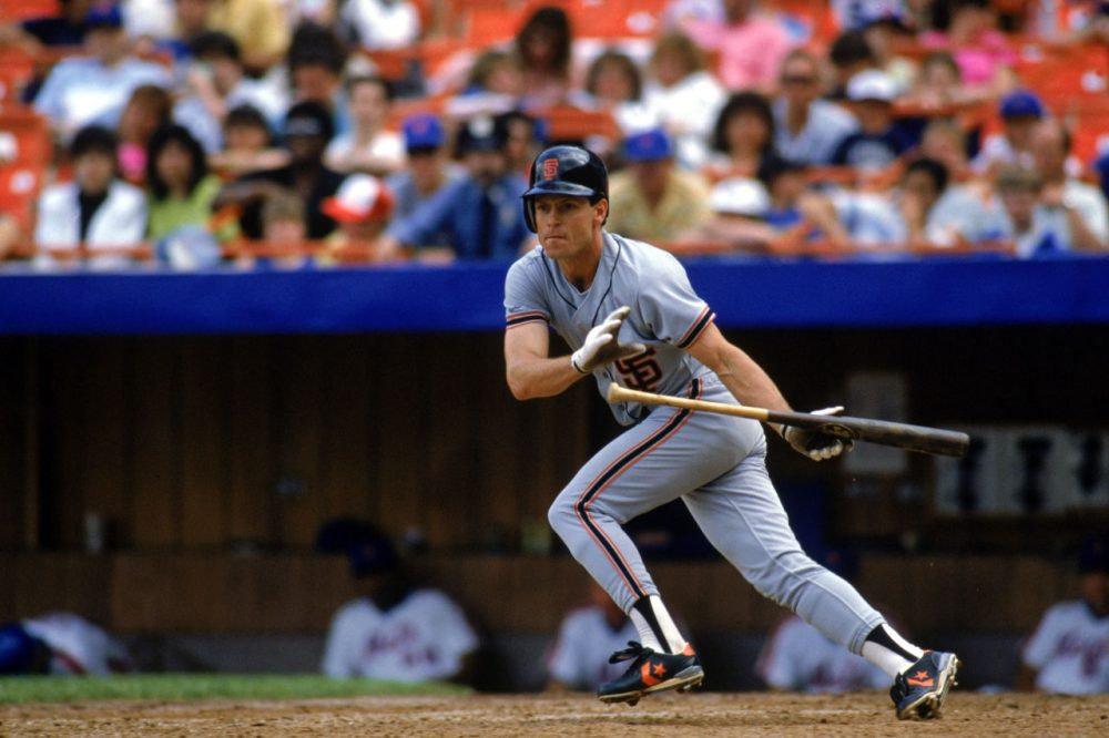 The bunt, an oft-used maneuver by former Major Leaguer Brett Butler, has been ridiculed since its invention. Now statisticians are trying to kill it. (Rich Stewart/Getty Images)