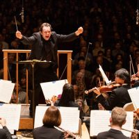 Andris Nelsons and the BSO perform Shostakovich Symphony No. 8 in March. (Courtesy Michael Blanchard/BSO)