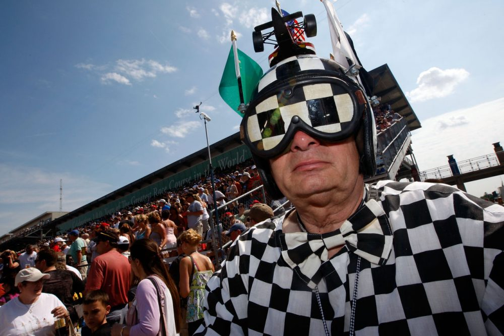"""The Indy 500's poetry tradition returns at this year's centennial with """"For Those Who Love Fast, Loud Things"""" (Jamie Squire/Getty Images)"""