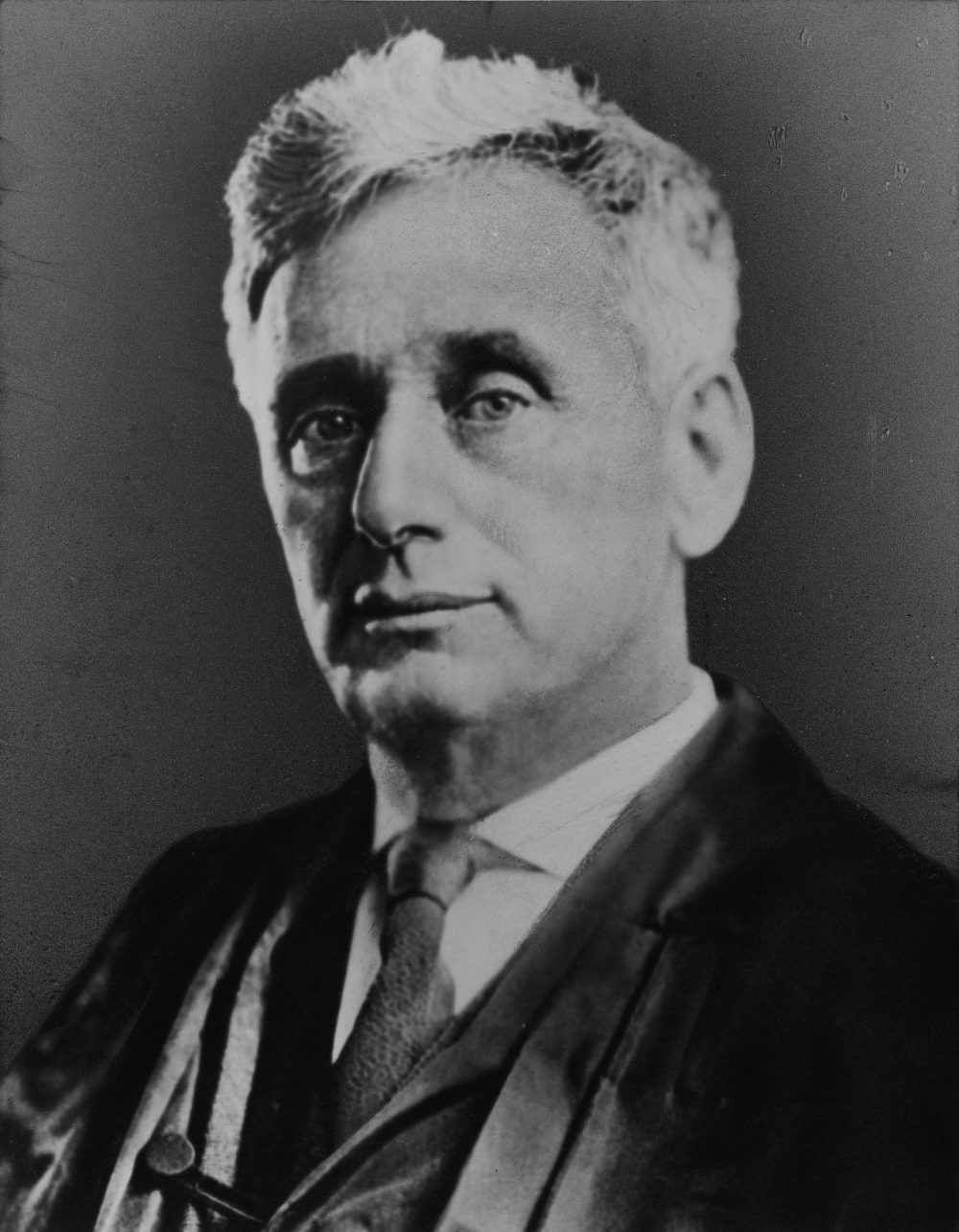 Portrait of American lawyer and Supreme Court Justice Louis Brandeis (1856 - 1941), early 20th Century. (Hulton Archive/Getty Images)