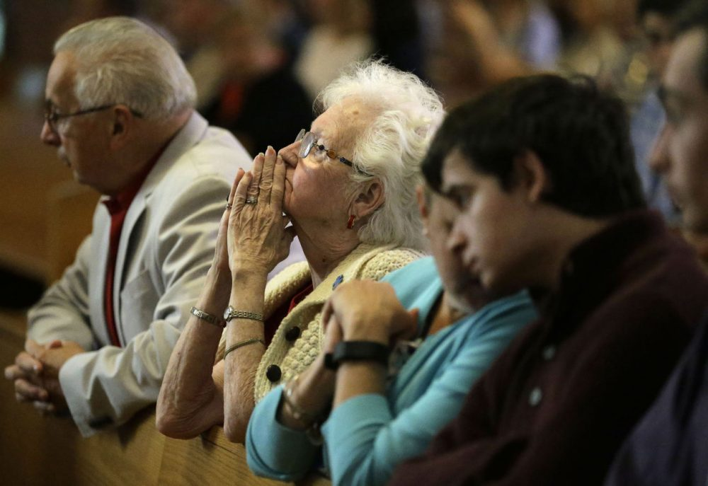 After Holding Round-The-Clock Vigils For Years, Parishioners