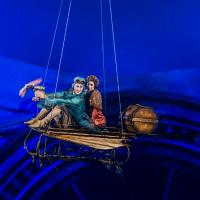 "A scene from Cirque du Soleil's ""Kurios: Cabinet of Curiosities."" (Courtesy Martin Girard/Cirque du Soleil)"