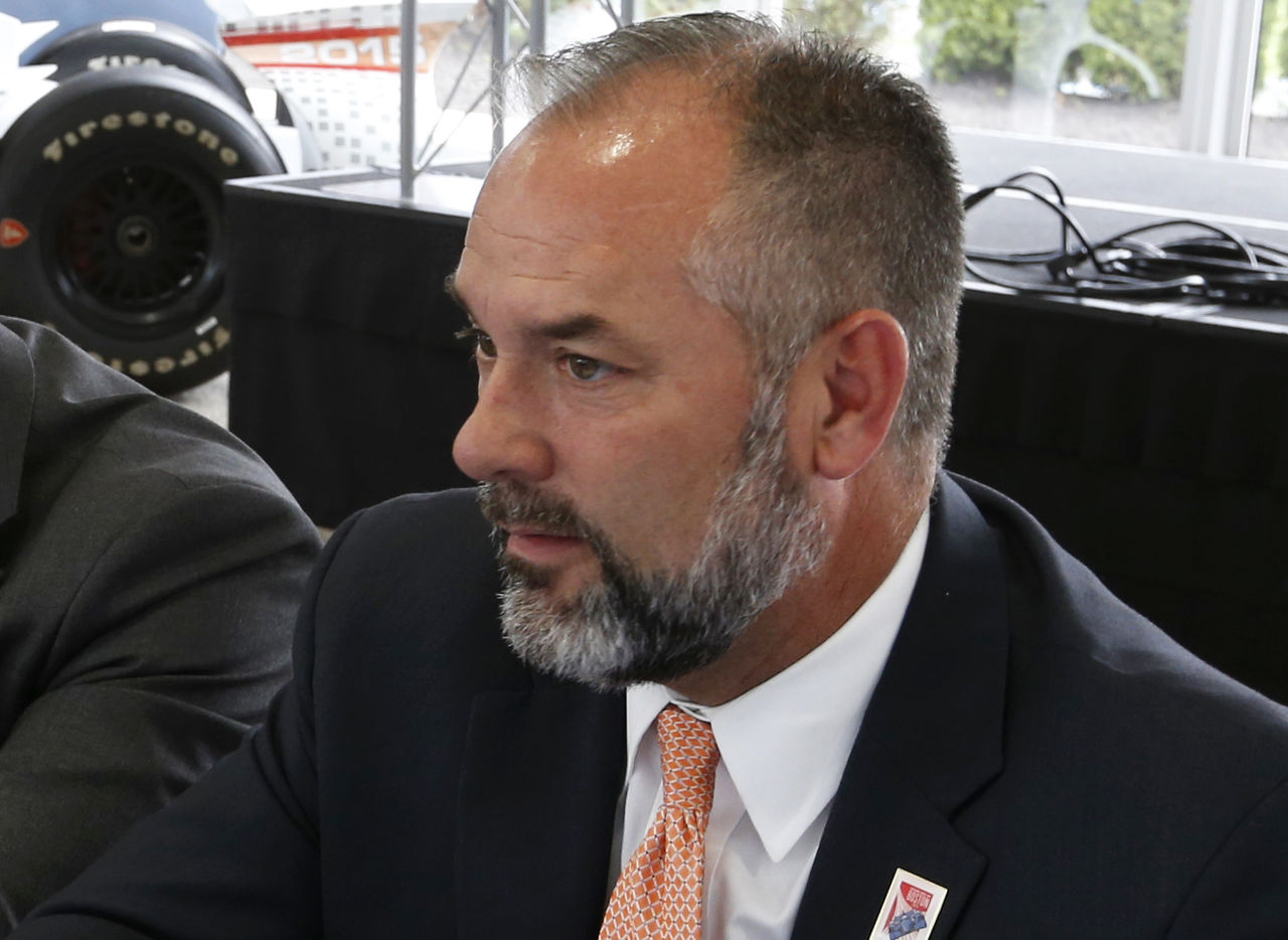 Kenneth Brissette, director of the Boston Office of Tourism, Sports, and Entertainment was arrested in 2016 on what prosecutors described as union-related extortion charges. (Michael Dwyer/AP)
