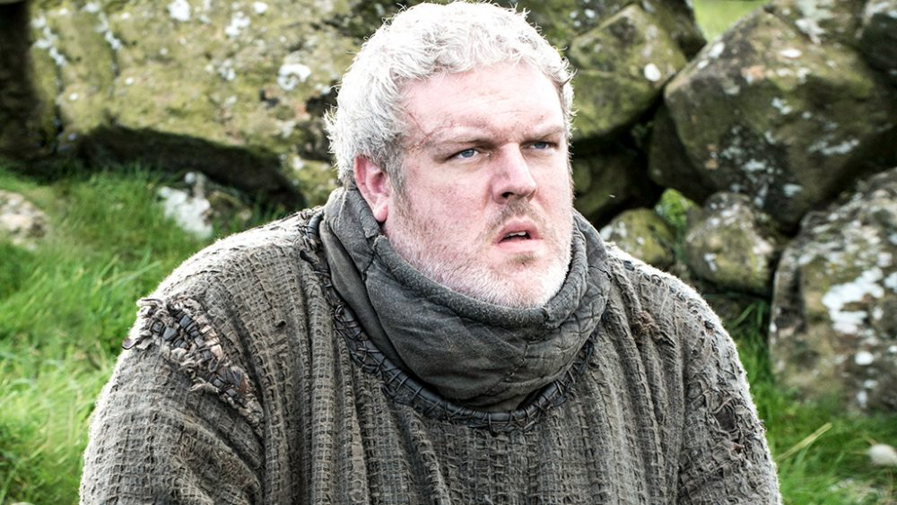 Hodor is played by Kristian Nairn. (HBO)